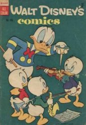 W.G.(Wogan)Publications's Walt Disney's Comics Issue # 106