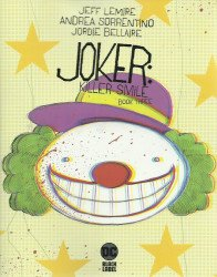 DC Black Label's Joker: Killer Smile Issue # 3