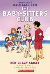 Graphix's The Baby-Sitters Club Hard Cover # 7