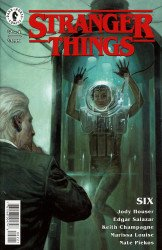 Dark Horse Comics's Stranger Things: Six Issue # 2b