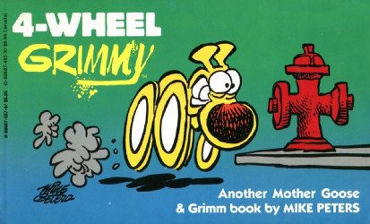 Topper Books's 4-Wheel Grimmy Soft Cover # 1