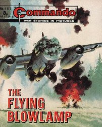 D.C. Thomson & Co.'s Commando: War Stories in Pictures Issue # 1117