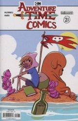 KaBOOM!'s Adventure Time Comics Issue # 21b