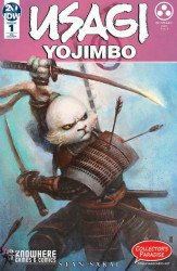IDW Publishing's Usagi Yojimbo Issue # 1cp/knowhere-a