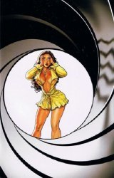 Basement/Amryl Entertainment's Cavewoman: Gangster Issue # 3b