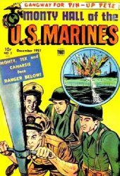 Toby Press's Monty Hall of the U.S. Marines Issue # 3