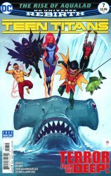 DC Comics's Teen Titans Issue # 7