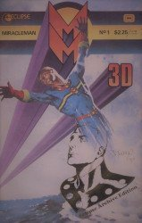 Eclipse Comics's Miracleman: 3-D Issue # 1d