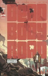 Image Comics's Dead Body Road Bad Blood Issue # 2
