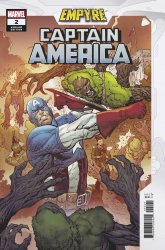 Marvel Comics's Empyre: Captain America Issue # 2b