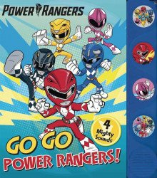 Printers Row's Power Rangers: Go Go Power Rangers! Hard Cover # 1