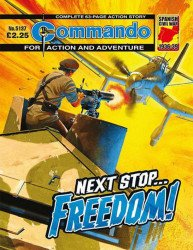 D.C. Thomson & Co.'s Commando: For Action and Adventure Issue # 5137