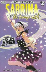 Archie Comics Group's Sabrina the Teenage Witch: Something Wicked Issue # 2