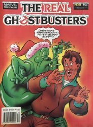 Marvel UK's The Real Ghostbusters Issue # 81