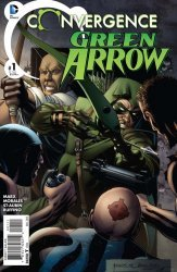 DC Comics's Convergence: Green Arrow Issue # 1