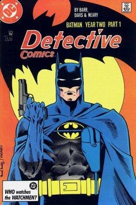 DC Comicss Detective Comics Issue 575