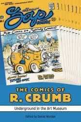 University Press of Mississippi's Comics Of R Crumb Underground In The Art Museum Soft Cover # 1
