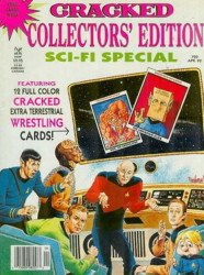 Globe Communications's Cracked: Collectors Edition Issue # 90