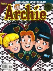 Archie Comics Group's Archie Comics Super Special Soft Cover # 2