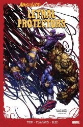 Marvel Comics's Absolute Carnage: Lethal Protectors TPB # 1