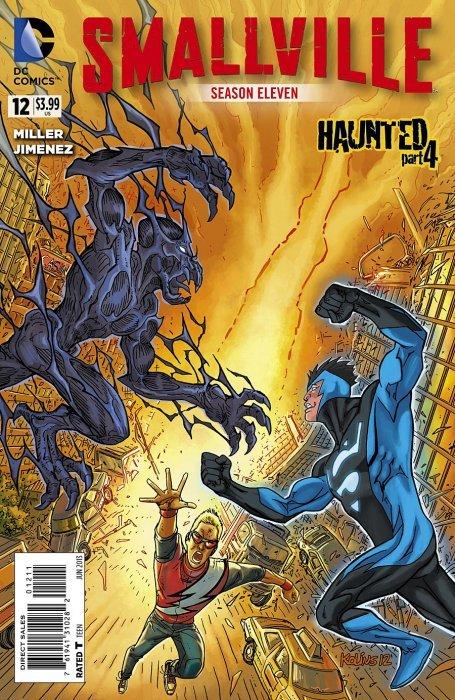Smallville: Season 11 Issue # 1 (DC Comics)