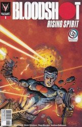 Valiant Entertainment's Bloodshot: Rising Spirit Issue # 6opcc
