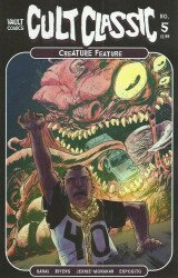 Vault Comics's Cult Classic: Creature Feature Issue # 5