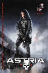 ARH Studios's Astria Issue # 1