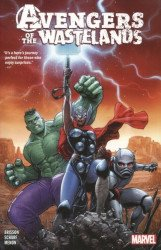 Marvel Comics's Avengers of the Wastelands TPB # 1