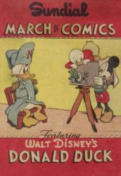 Western Printing Co.'s March of Comics Issue nn (# 4)-c