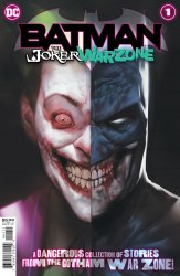 DC Comics's Batman: The Joker - War Zone Issue # 1
