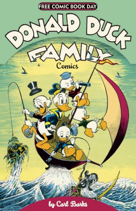donald duck family comics 1 fantagraphics books. Black Bedroom Furniture Sets. Home Design Ideas