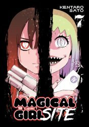 Seven Seas Entertainment's Magical Girl Site Soft Cover # 7