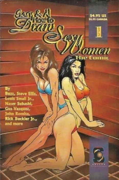 Gary & Al: How to Draw Sexy Women - The Comic Issue # 1