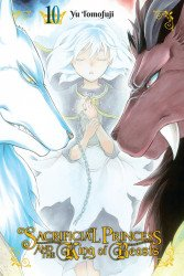 Yen Press's Sacrificial Princess and the King of Beasts Soft Cover # 10