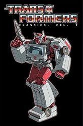 IDW Publishing's Transformers Classics TPB # 7