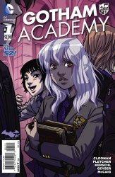 DC Comics's Gotham Academy Issue # 1b