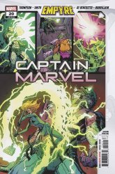 Marvel Comics's Captain Marvel Issue # 20 - 2nd print