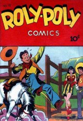 Green Publications's Roly Poly Comics Issue # 11