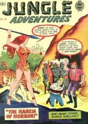 Super Comics's Jungle Adventures Issue # 10