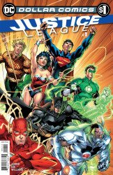DC Comics's Justice League Issue # 1dollar comics
