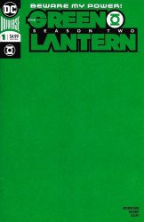 DC Comics's Green Lantern Issue # 1c