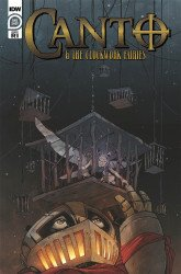 IDW Publishing's Canto and the Clockwork Fairies Issue # 1b