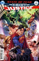 DC Comics's Justice League Issue # 7
