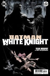 DC Comics's Batman: White Knight Issue # 3