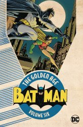DC Comics's Batman: The Golden Age TPB # 6