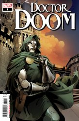 Marvel Comics's Doctor Doom Issue # 1 - 2nd print