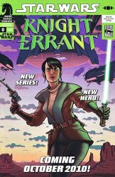 Dark Horse Comics's Star Wars: Knight Errant Issue # 0