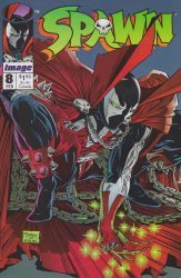 Image Comics's Spawn Issue # 8