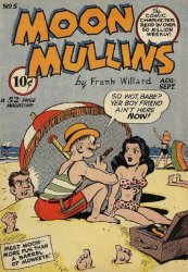 American Comics Group's Moon Mullins Issue # 5